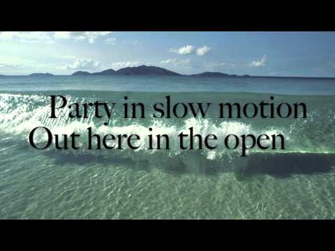 pontoon - Little Big Town W  Lyrics video