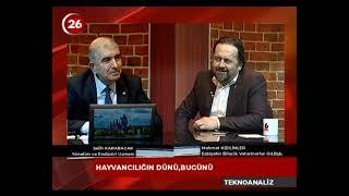 Tekno Analiz | Esk Veteriner Hekimler Oda Bşk Mehmet Kızılinler
