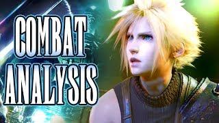 How Combat Works in Final Fantasy VII Remake - FF7 Trailer Analysis