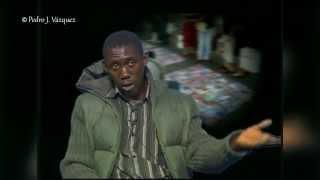 Mustafá, de Senegal - al Corazón de la mancha