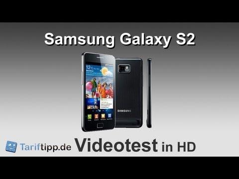 Samsung Galaxy S2 | Handytest In HD (deutsch)