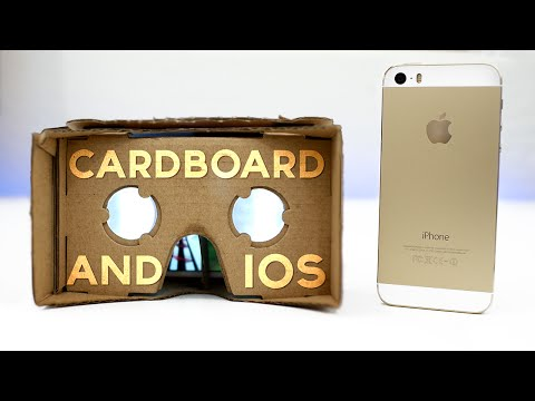 Budget Apple VR Headset?! (Google Cardboard & iPhone)