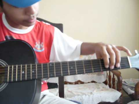 how to play ek din teri raho naqaab  song on guitar step by...