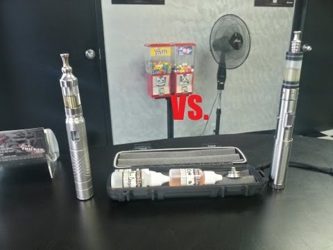 Provari Version 2.5 VS. Innokin iTaste SVD-Vaporizer Showdown!