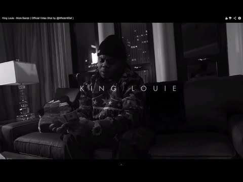King Louie - More Bandz