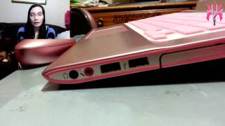 Custom Sony Vaio Series E 14P (Pink) Laptop Review