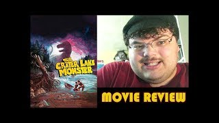 The Crater Lake Monster: Creature Movie Review - Horror Show Entertainment