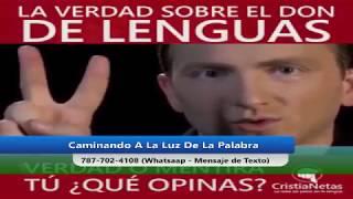 Tema En Defensa del don de Lenguas