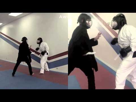 Truth of Knife Defense: Real Sparring Image 1