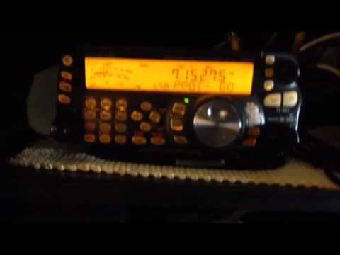 OE3DIA contact on 40 Meters 2-4-2012