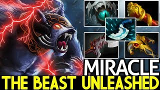 Miracle- [Ursa] The Beast Unleashed Crazy Tank WTF Plays 7.22 Dota 2