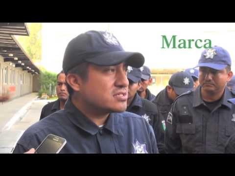 Policías toman instalaciones de Seguridad Pública en Oaxaca