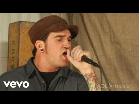 New Found Glory - On My Mind (Live @ AOL Undercover)