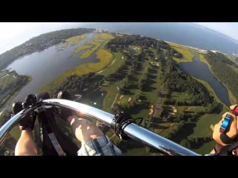 Robins Island Flight