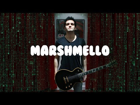 Marshmello - Alone - Guitar Remix