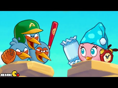 Angry Birds Fight! - Final Map Flower Island Gameplay Part 52