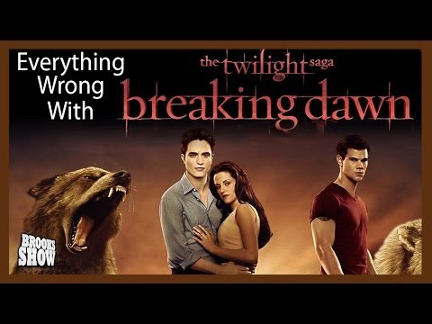 Everything Wrong With The Twilight Saga: Breaking Dawn Part 1