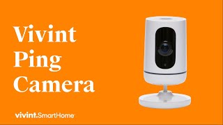 Vivint Ping Camera: Talk with Just a Touch