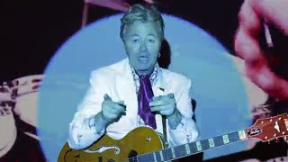 Brian Setzer - Let's Shake (Official Music Video)