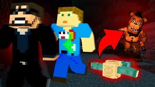 Minecraft: FIVE NIGHTS AT FREDDY'S MURDER RETURNS!! | MODDED MINI-GAME