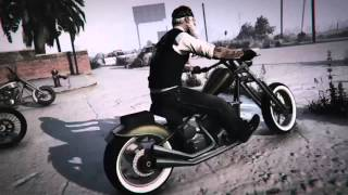 GTA 5 - Unholy Disciples Patch Reapers X-Mas Crew Ride