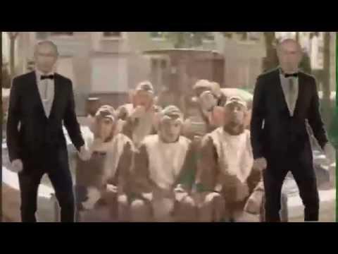Vladimir Putin - I am gay