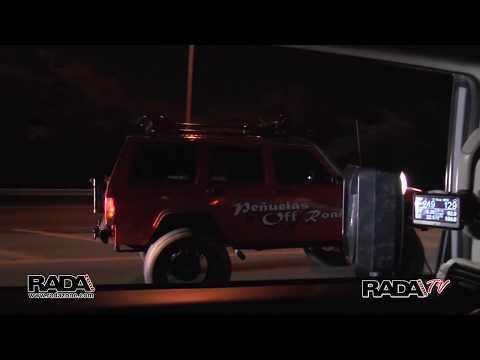 RadazoneTV 99 1era Corrida Nocturna Peñuelas Off Road 4 octubre 2014 mp4