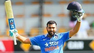India vs Australia 2nd ODI | Rohit Sharma 124 Runs | India 308 Runs