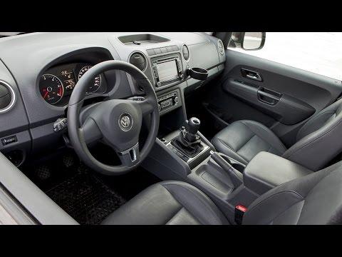Обзор Volkswagen Amarok — Интерьер