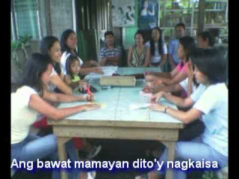 Brigada Eskwela Jingle (tagalog Version) video
