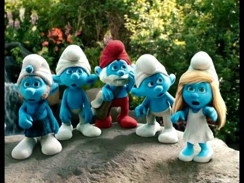 Smurfs Movie Trailer 2011 Official Smurfs 2011 Official Trailer