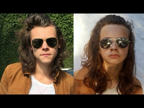 This Harry Styles Lookalike Is a Must-See!