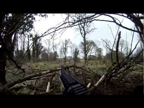 Tigerland airsoft, Sligo (Go Pro HD Helmet camera)