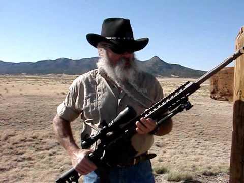 Gunblast.com - MRAD Barrett 338 Lapua Magnum Bolt-Action Rifle