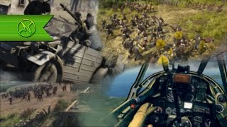 Top 5 FREE To Play HISTORICAL Games - 2016 -