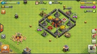 Clash Of Clans Apk Hack (Coins And Stone)