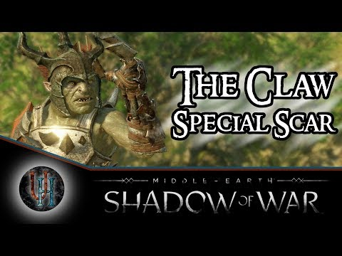 Middle-Earth: Shadow of War - The Claw | Special Scar