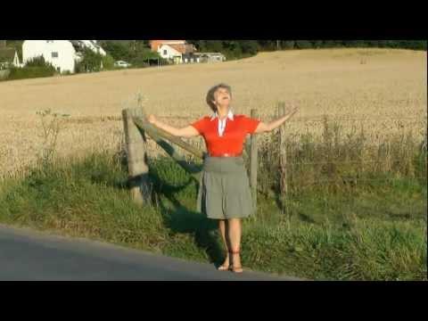 Tina Wedel Алтайский вальс,   Altäjer Waulza. Немецко-русская песня