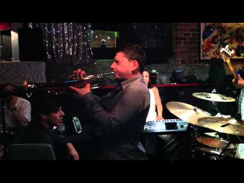 Eric Bloom R&b express with Chris Zloftlin, Amy Bowles, and Jack DeBoe Live at the Sidebar Bistro