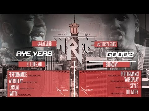 Smack/URL Battle: Aye Verb Vs. Goodz (Hosted By Jadakiss) Video