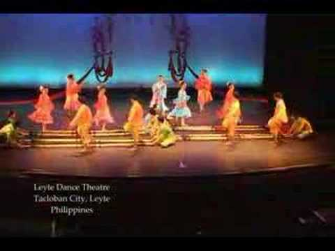 PHILIPPINE DANCE TINIKLING LEYTE DANCE THEATRE