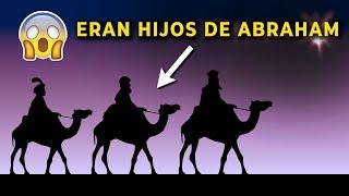 Los Reyes Magos Eran hijos de Abraham • ¿Qué dice la Biblia? ¿De dónde eran los reyes magos?