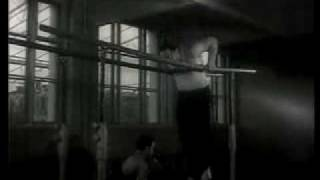 Yuri Vlasov film part 1 WEIGHT LIFTING