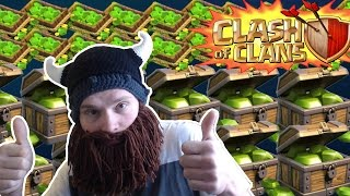 ICH SPENDE GEMS AN ALLE! || CLASH OF CLANS || Let