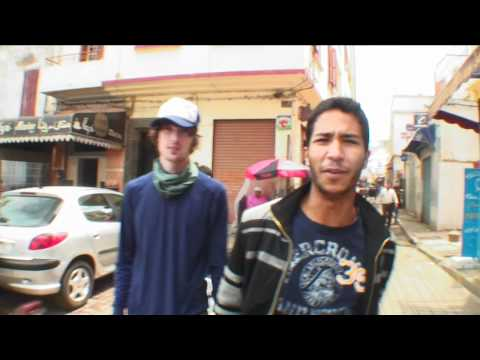 Longboarding, Long Treks Episode 1: Long Treks Morocco