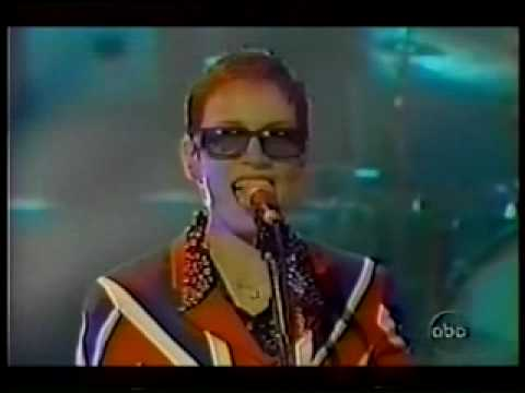 Eurythmics THERE MUST BE AN ANGEL (w/Stevie Wonder 1999)