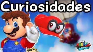 Curiosidades de Super Mario Odyssey para Nintendo Switch que tal vez no conozcas