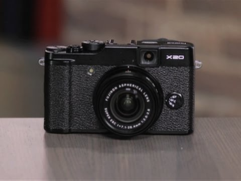 Advanced compact camera, $600
