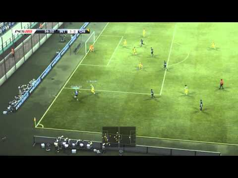 #094 Werde zur Legende [Othaldo] - REPLAY - Pro Evolution Soccer 2013 - PES 2013