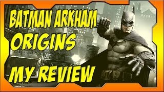 Batman Arkham Origins My Review (Spoiler Free)